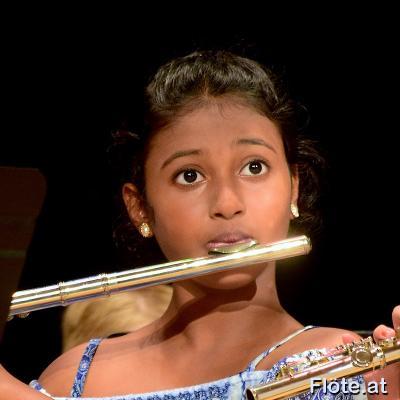 Flötenspieler -Flöte.at
